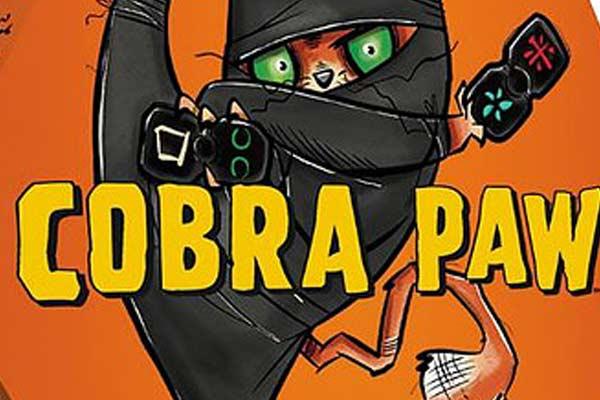 Schachteldesign Cobra Paw - Foto von Game Factory