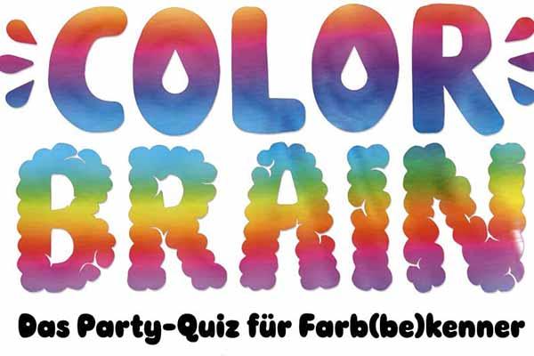 Color Brain - Ausschnitt - Foto von Game Factory