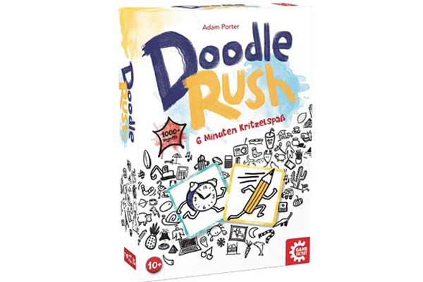 Doodle Rush - Foto von Game Factory