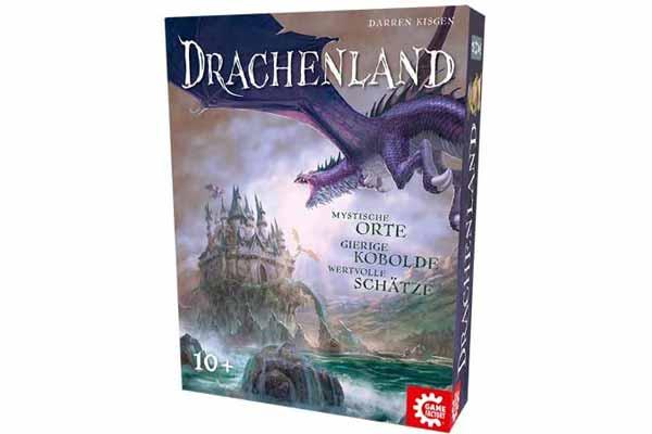 Drachenland - Ausgabe 2020 - Foto von Game Factory