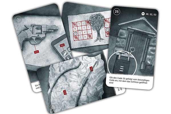 Weisser Schlaf - Die Leopold-Trilogie 2 - Karten - Foto von Game Factory
