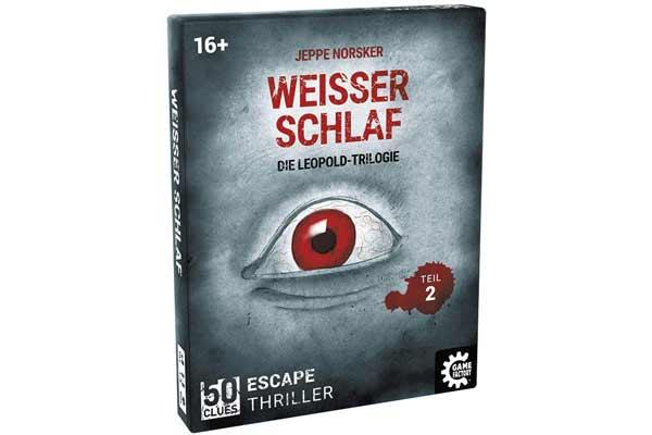 Weisser Schlaf - Die Leopold-Trilogie 2 - Foto von Game Factory