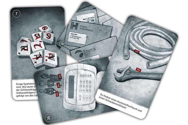 Leopolds Schicksal - Die Leopold-Trilogie 3 - Karten - Foto von Game Factory