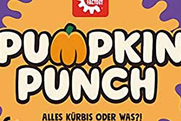 Pumpkin Punch - Ausschnitt - Foto von Game Factory