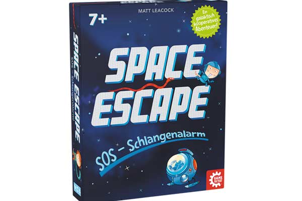 Space Escape - Foto von Game Factory