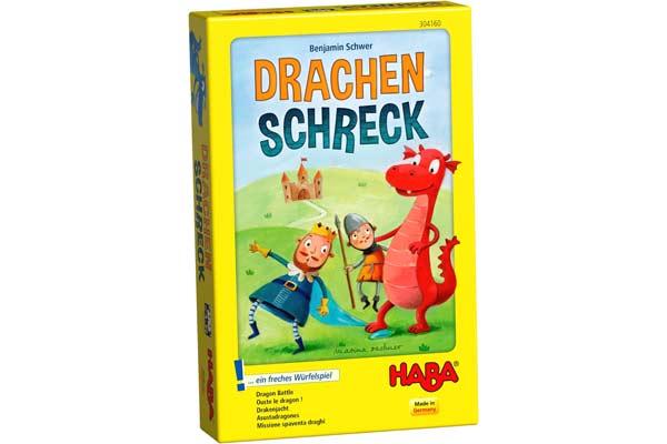Drachenschreck - Spielschachtel - Foto von Haba