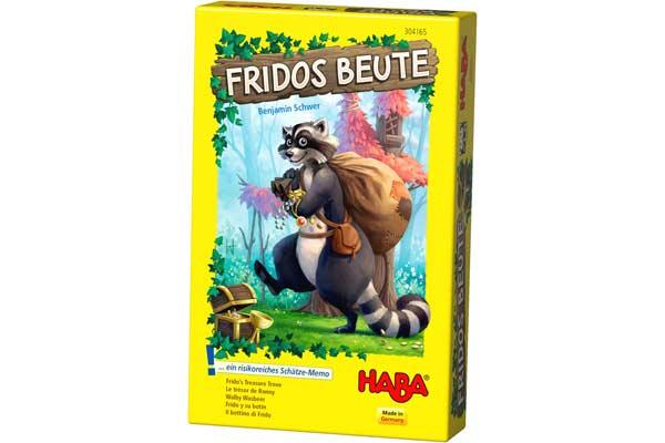 Kinderspiel Fridos Beute - Schachtel - Foto von Haba