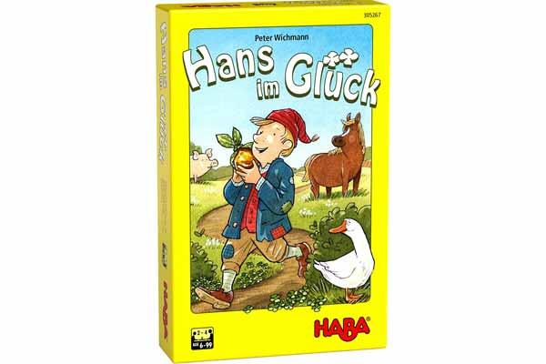 Kinderspiel Hans im Glück - Schachtel - Foto von Haba