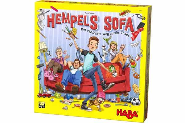 Hempels Sofa - Material - Foto von Haba