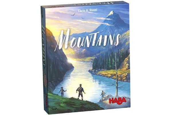 Mountains - Familienspiel - Foto von Haba