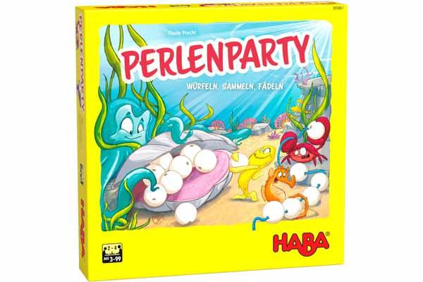 Kinderspiel Perlenparty - Foto von Haba