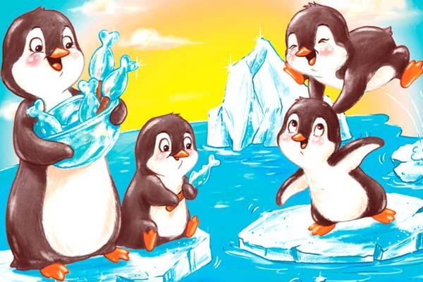 Pinguflip - Ausschnitt - Foto von Haba