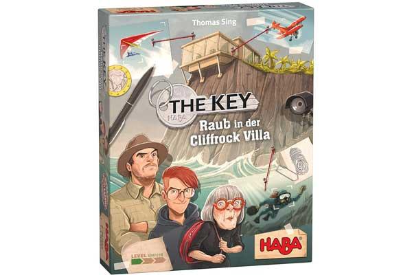 The Key: Raub in der Cliffrock Villa - Schachtel - Foto von Haba