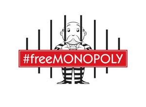 Aktion #freemonopoly - Foto von Hasbro