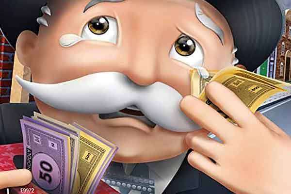 Monopoly: Für schlechte Verlierer - Ausschnitt - Foto von Hasbro