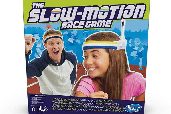 The Slow-Motion Race Game - Schachtel - Foto von Hasbro