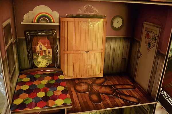 Escape the Room: Das verfluchte Puppenhaus - weiteres Zimmer - Foto von Axel Bungart