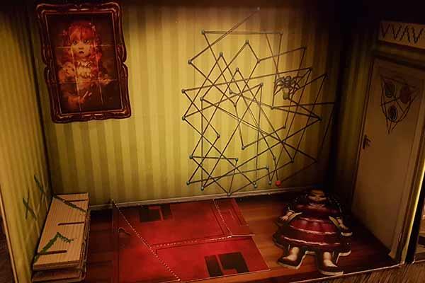 Escape the Room: Das verfluchte Puppenhaus - Zimmer - Foto von Axel Bungart