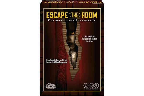 Escape the Room: Das verfluchte Puppenhaus - Foto von Thinkfun