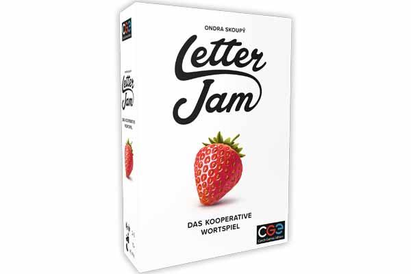 Letter Jam - Schachtel - Foto von CGE