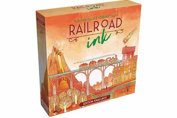 Railroad Ink - Schachtel - Foto von Heidelbär