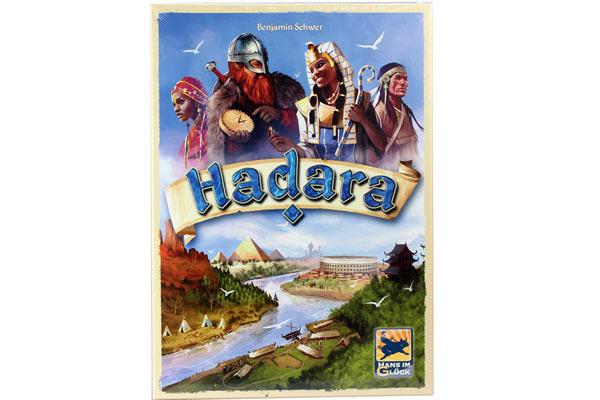 Zivilisationsspiel Hadara - Foto von Hans im Glück