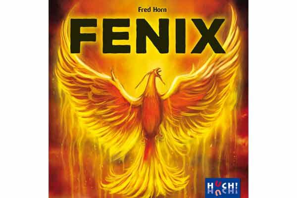 2-Personen-Spiel Fenix - Schachtel - Foto von HUCH!