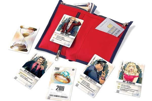 Die Brieftasche des Paten - Foto von HUCH