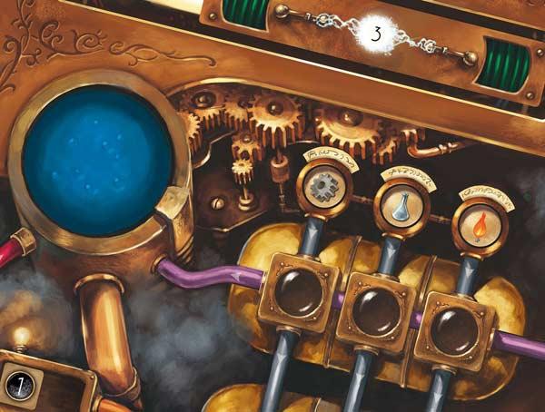 Detail: Illustration von Gum Gum Machine - Foto von Huch! & Friends