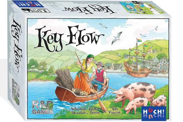 Expertenspiel Key Flow - Foto von HUCH