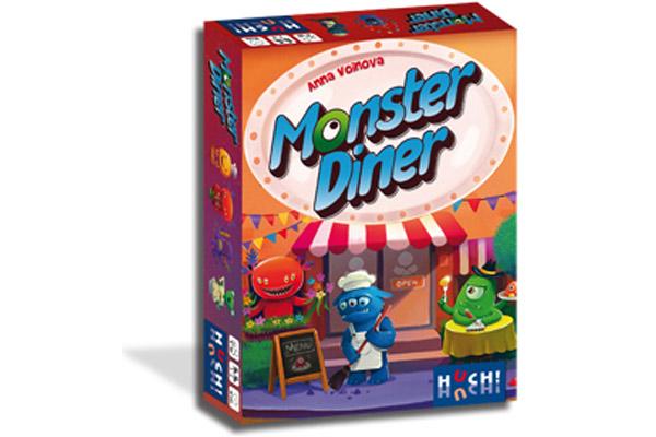 Monster Diner - Schachtel - Foto von Huch!