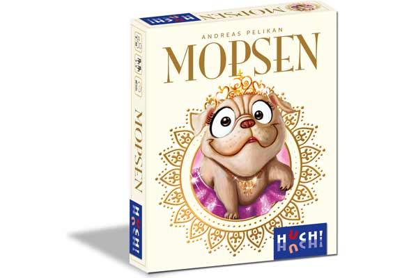 Mopsen - Schachtel - Foto von HUCH!