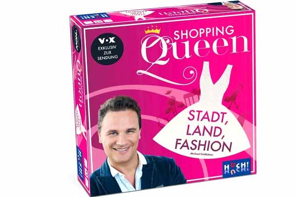 Shopping Queen: Stadt, Land, Fashion - Schachtel - Foto von HUCH