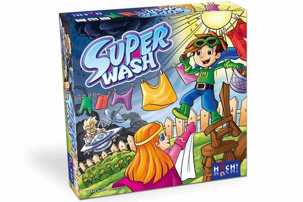 Super Wash - Schachtel - Foto von HUCH