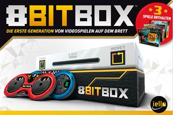 Basisspiel 8Bit Box - von Iello