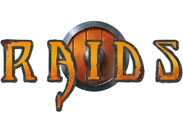 Brettspiel Raids - Foto von Iello