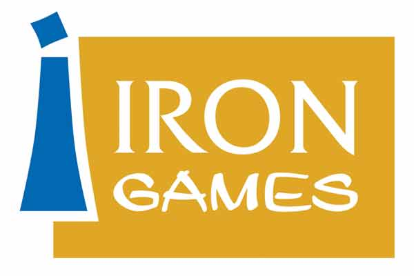 Logo Irongames