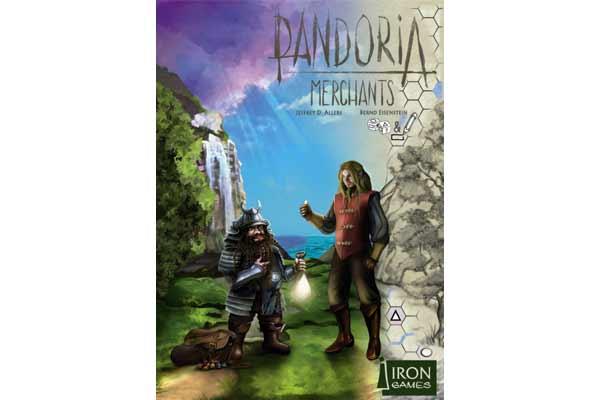 Pandoria Merchants - Schachtel - Foto von Irongames