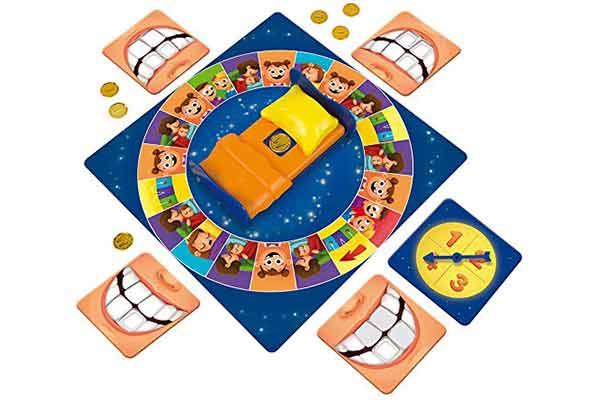 Die magische Zahnfee - Material und Aufbau - Foto von Jumbo Spiele