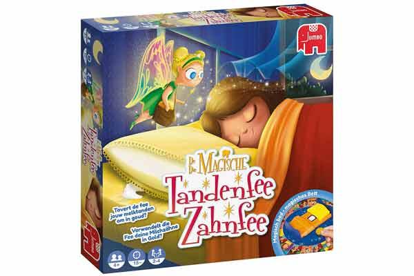 Die magische Zahnfee - Kinderspiel - Foto von Jumbo Spiele