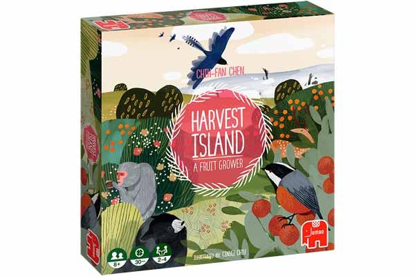 Harvest Island - Schachtel - Foto von Jumbo
