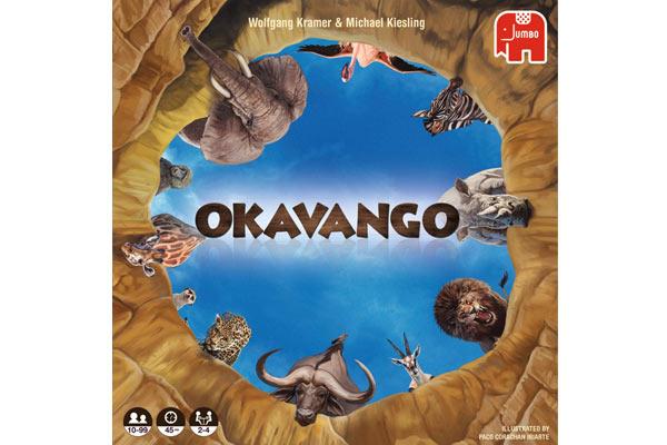 Familienspiel Okavango - Foto von Jumbo