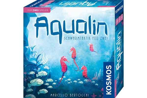 2-Personen-Spiel Aqualin - Schachtel - Foto von Kosmos