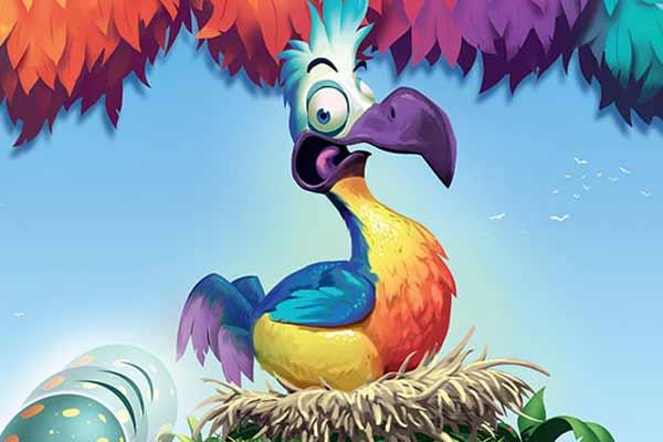 Dodo - Ausschnitt - Foto von Kosmos