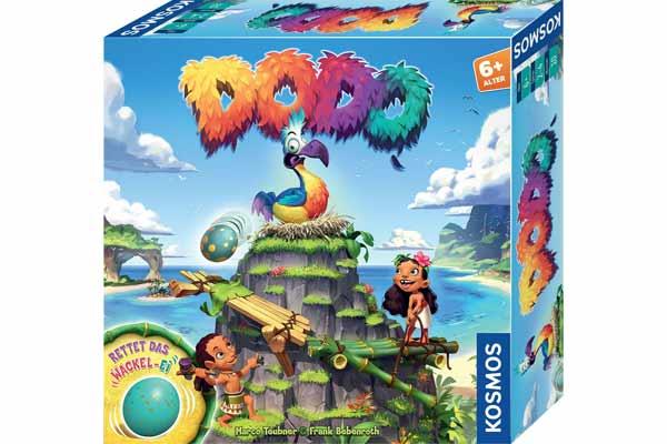 Dodo - Schachtel - Foto von Kosmos