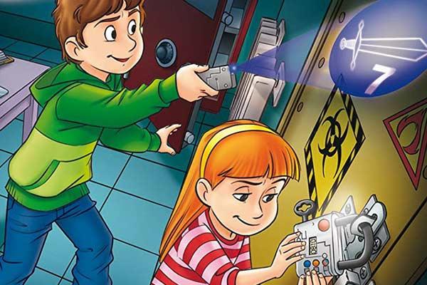 Exit Kids: Code Breaker - Ausschnitt - Foto von Kosmos