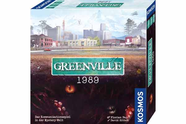Greenville 1989 - Schachtel - Foto von Kosmos