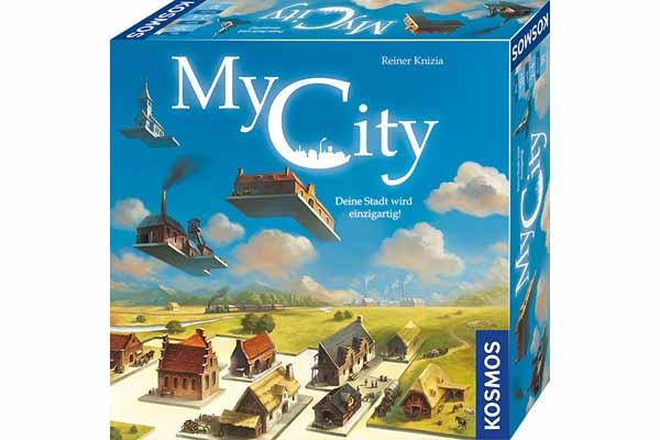 My City - Schachtel - Foto von Kosmos