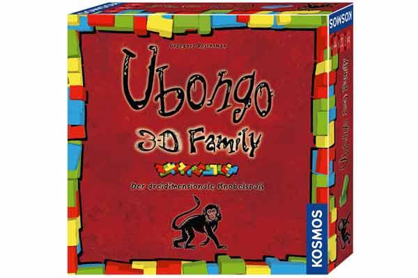 Ubongo 3D Family - Schachtel - Foto von Kosmos