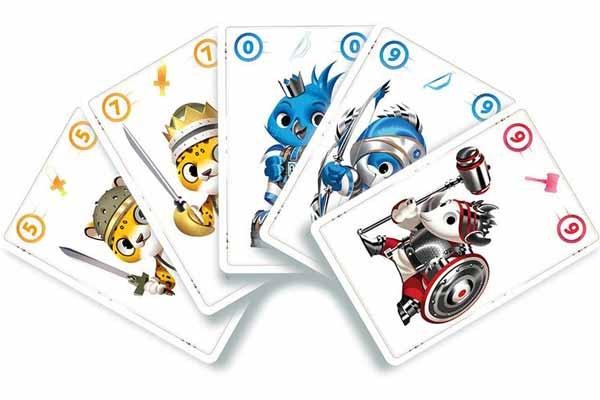 Little Battle - Spielkarten - Foto von Loki